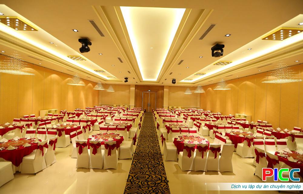 Trung tâm hội nghị tiệc cưới