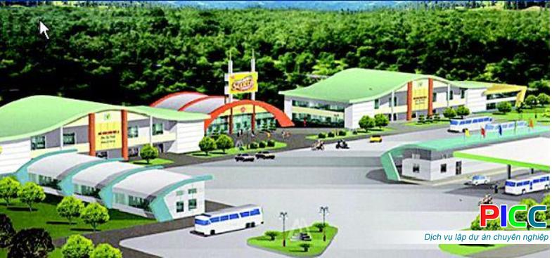 Trung tâm thương mại sinh thái tỉnh Đăk Lăk