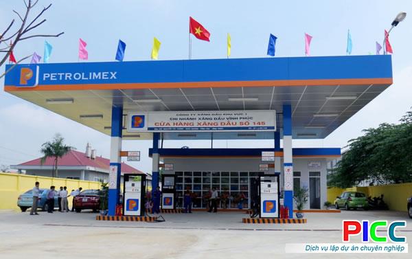 Tư vấn lập dự án xây dựng Trạm xăng dầu Hà Nội