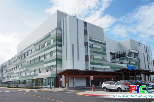 Xây dựng Bệnh viện quy mô 500 giường tại Cần Thơ