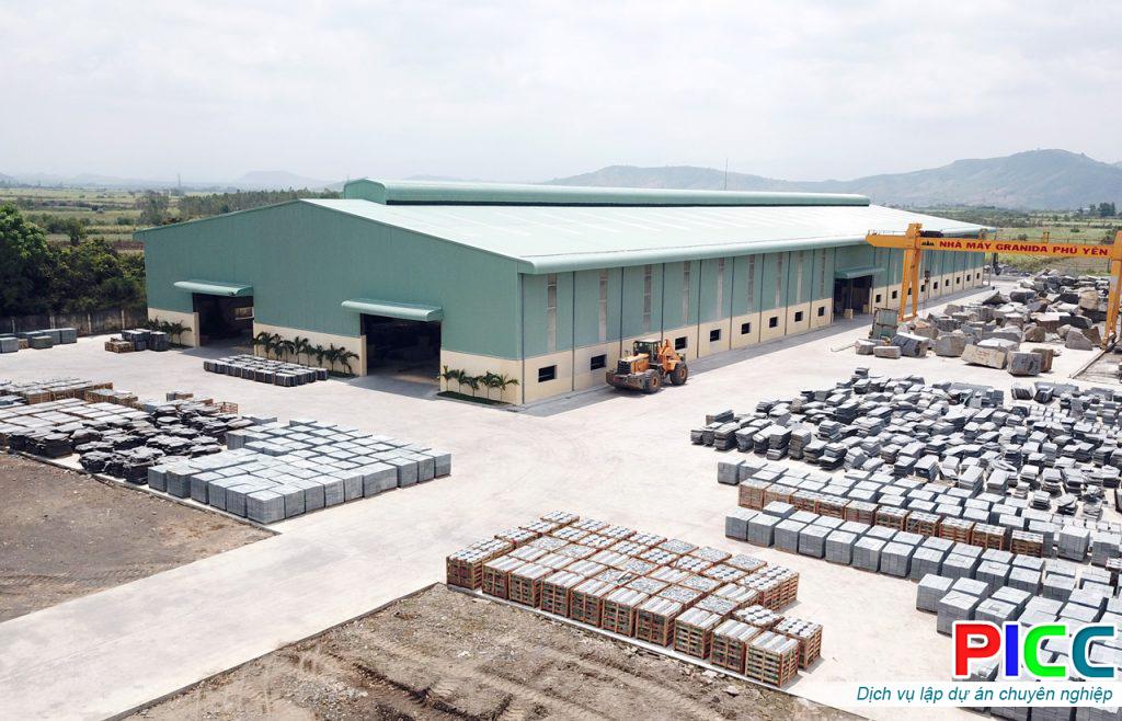 Xây dựng nhà máy sản xuất Exp Graphite tỉnh Hải Dương