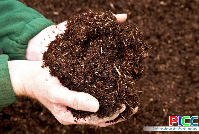 Xưởng chế biến mùn thực vật tỉnh Thanh Hoá